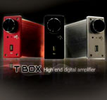 AS Audio T Box digital amplifie
